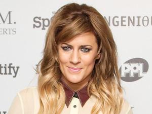 Caroline Flack, 2012 Music Industry Trust Awards,