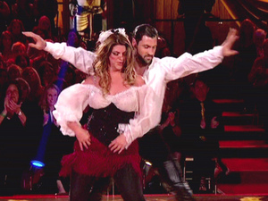 Dancing With The Stars S15E13: Kirstie Alley and Maksim Chmerkovskiy
