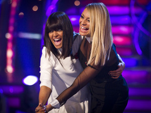 Strictly Come Dancing Week 6: Claudia and Tess
