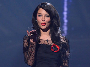 The X Factor Results Show: Tulisa