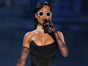 Rihanna, Victoria's Secret Fashion Show, Lexington Armory, New York