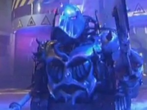 Sir Killalot of Robot Wars