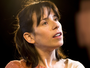 Sally Hawkins and Rafe Spall in 'Constellations'