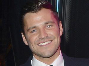 Celebrities attend an ITV2 dinner party at the W Hotel in London: Mark Wright