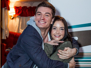 EastEnders Episode 4536: Behind the scenes of Joey and Lauren's crash