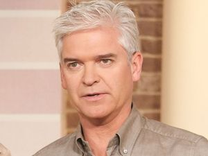 Holly Willoughby and Phillip Schofield on 'This Morning'
