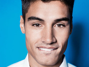 The Wanted in Fabulous magazine: Siva Kaneswaran