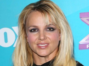 Britney Spears FOX's 'The X Factor' Finalists Party at the SLS Hotel Beverly Hills - Arrivals Los Angeles, California