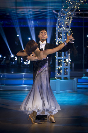 Louis Smith on Strictly Come Dancing week 7 live show 10/11
