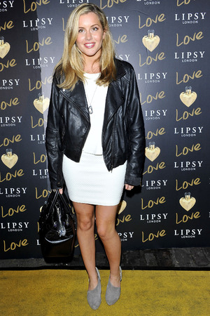 Caggie Dunlop, at the Lipsy London Love launch party at Gilgamesh. London, England - 06.11.12 Mandatory Credit: WENN.com