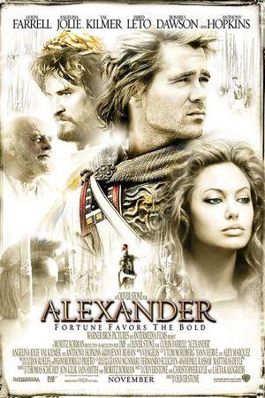 'Alexander' film poster