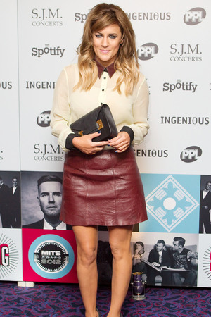 Caroline Flack, 2012 Music Industry Trust Awards,