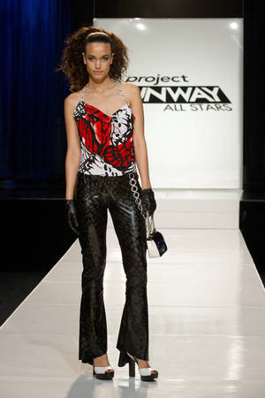 Project Runway All Stars: Wendy Pepper's design