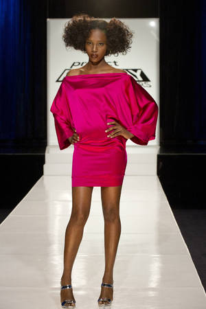 Project Runway All Stars: Casanova's design