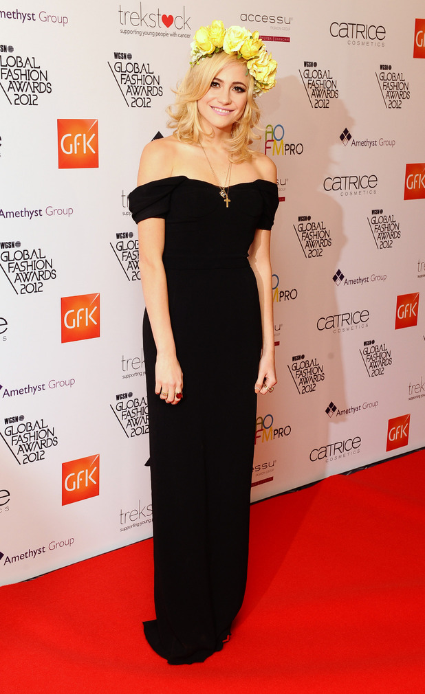 Pixie Lott, WGSN Global Fashion Awards
