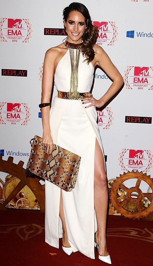 MTV Europe Music Awards: Louise Roe