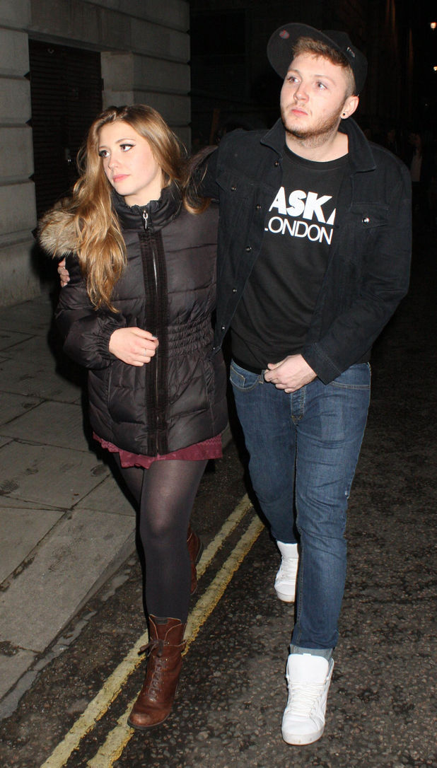 James Arthur and Ella Henderson 