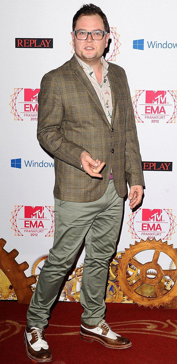 MTV Europe Music Awards: Alan Carr