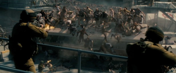 World War Z trailer 10 best bits