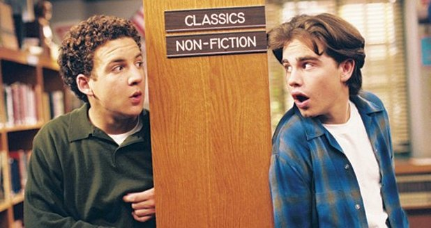 'Boy Meets World' still