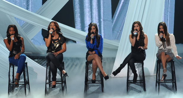 The X Factor USA, Nov 7 - Fifth Harmony (previously 1432, formerly LYLAS)