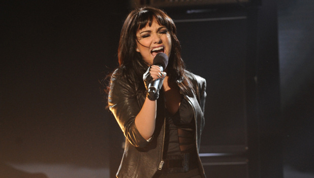 The X Factor USA, Nov 7 - Jennel Garcia