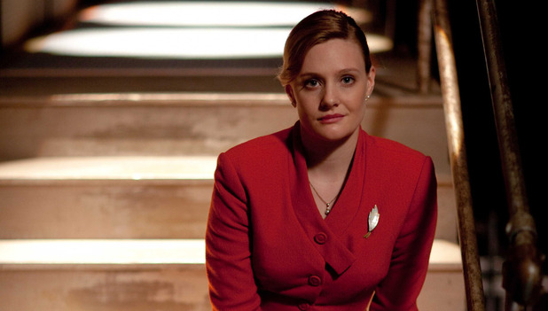 The Hour: Bel Rowley (ROMOLA GARAI)