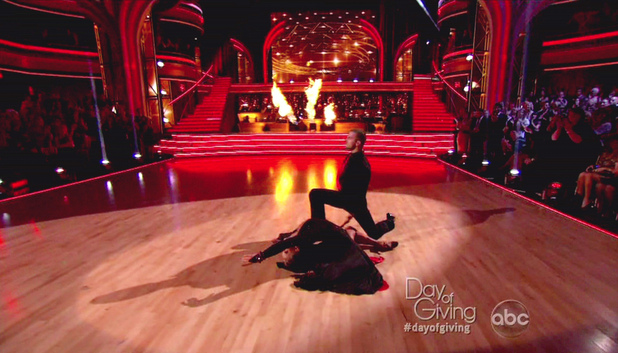 Dancing With The Stars S15E13: Shawn Johnson and Mark Ballas