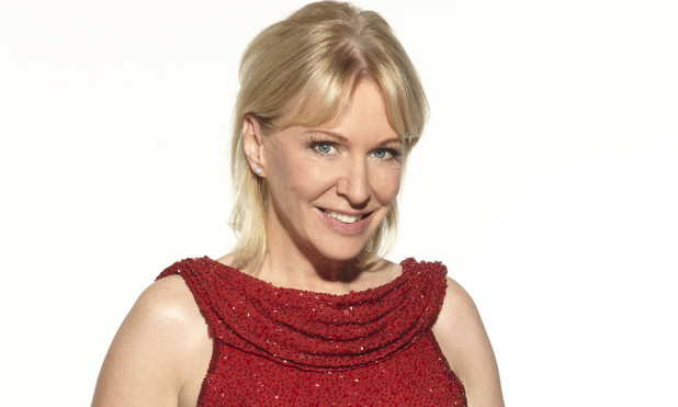 I'm A Celebrity 2012: Nadine Dorries