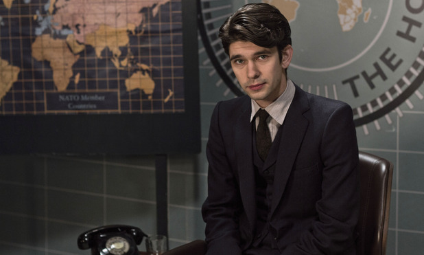 The Hour: Ben Whishaw