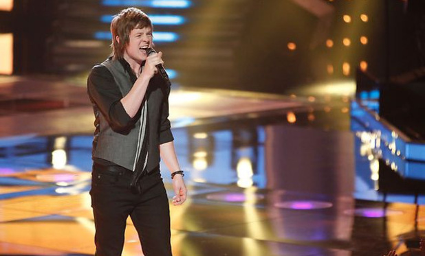 The Voice Live Playoffs Part 1: Terry McDermott