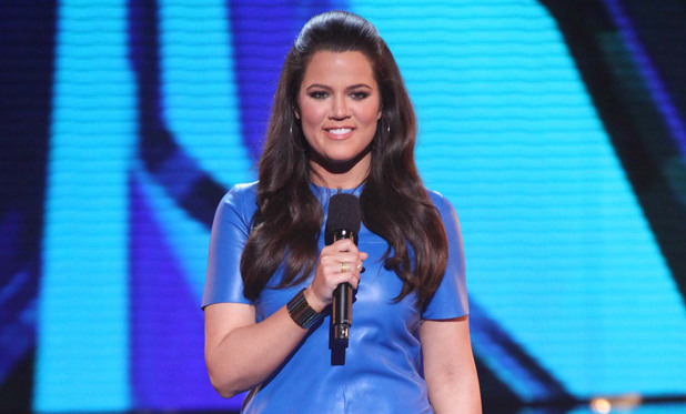 "Khloe Kardashian Odom FOX'S ""The X Factor"" Season 2 Top 16 Live Elimination Show Hollywood, California - 01.11.12 Mandatory Credit: Bridow/WENN.com"