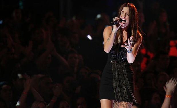 The Voice Live Playoffs Part 1: Cassadee Pope