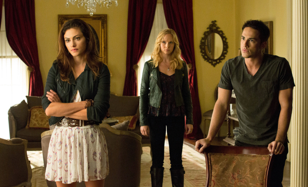 The Vampire Diaries S04E05: 'The Killer'