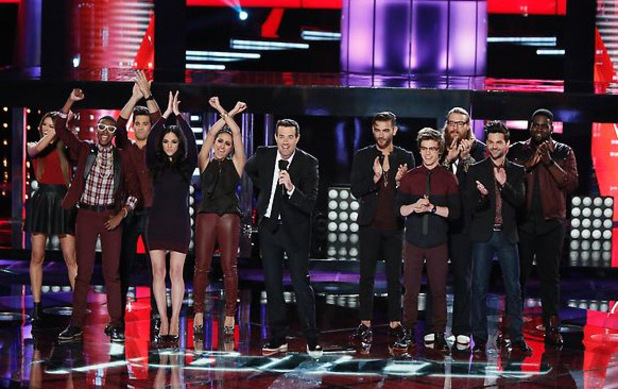 The Voice Season 3 Live Playoffs Part 2