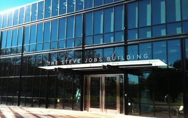 Pixar names building after Apple's Steve Jobs