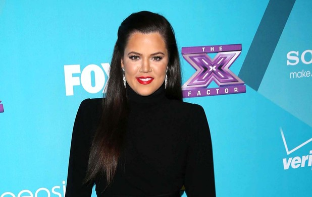 Khloe Kardashian FOX's 'The X Factor' Finalists Party at the SLS Hotel Beverly Hills - Arrivals Los Angeles, California - 05.11.12 Mandatory Credit: FayesVision/WENN.com