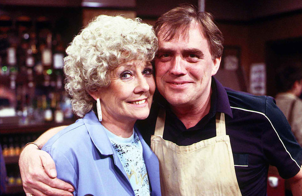 Bill Tarmey, and Liz Dawn