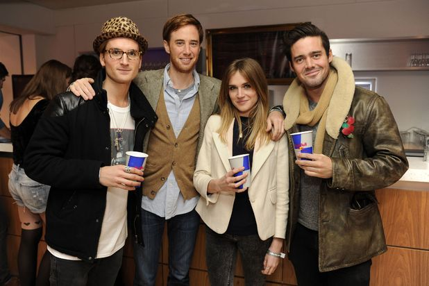 Oliver Proudlock, Spencer Matthews