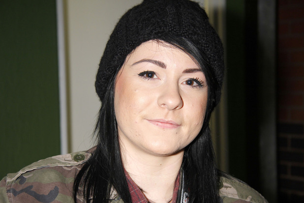 Lucy Spraggan, Christmas Light Switch-on Charity Concert with Capital FM, Meadowhall, Sheffield, Britain