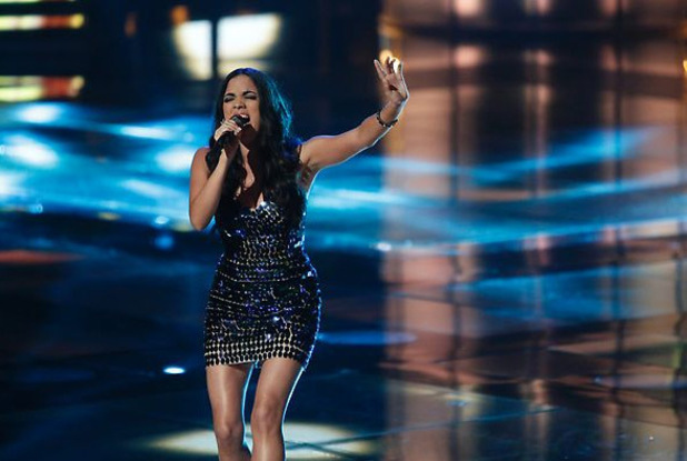 The Voice Season 3 Live Playoffs Part 2: Adriana Louise