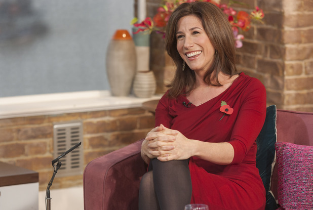Emmerdale&#39;s Gaynor Faye on &#39;This Morning&#39;