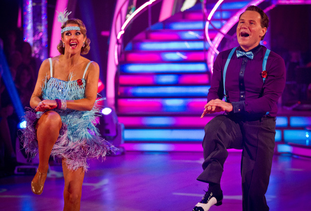 Strictly Come Dancing Week 6: Richard and Erin