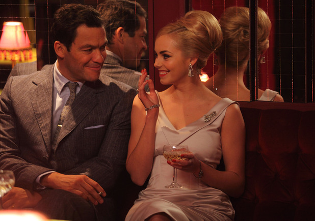 The Hour: Hector Madden (DOMINIC WEST), Kiki Delaine (HANNAH TOINTON)