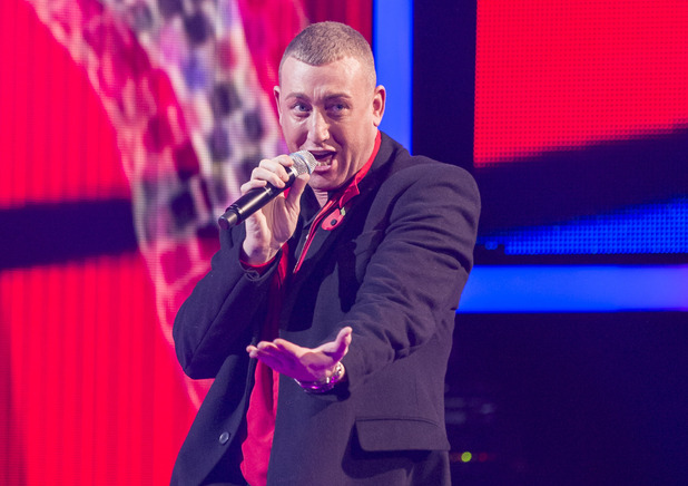 The X Factor Week 6: Christopher Maloney