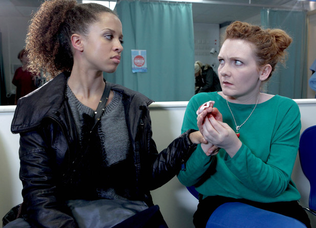 8001: Kirsty reveals she switched the sewing machine on and warned it would get worse if she didn't back off from Tyrone