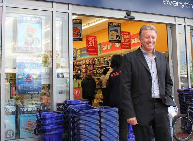 Pound Shop Wars: Chris Edwards