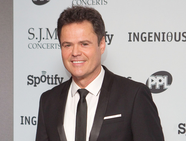 Donny Osmond, 2012 Music Industry Trust Awards