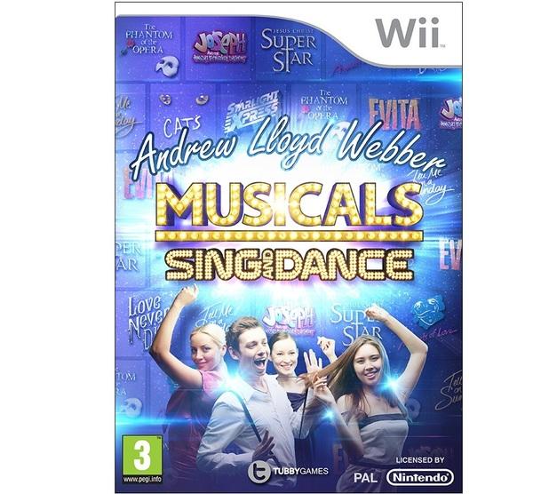 Andrew Lloyd Webber Musicals: Sing & Dance packshot