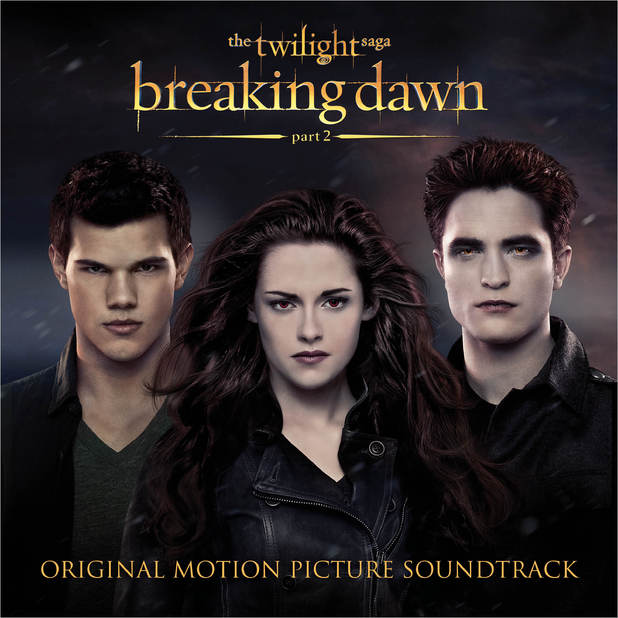Twilight 'Breaking Dawn - Part 2' soundtrack